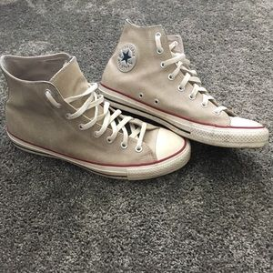 Converse Chuck Taylor Leather - Clay/Gray- 11.5